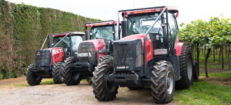 2Mulch services 3 tractors